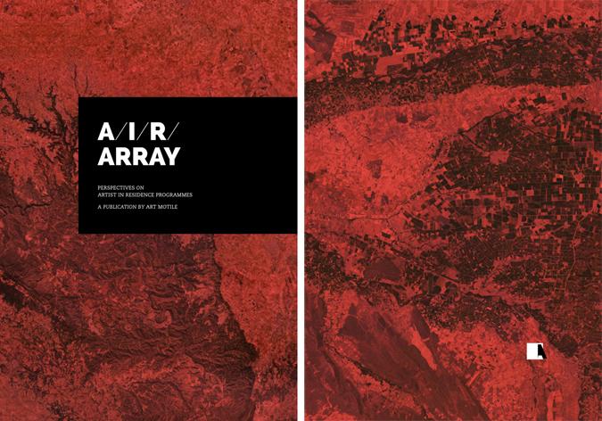 David Franklin Design AIR Array Publication EN cover-back
