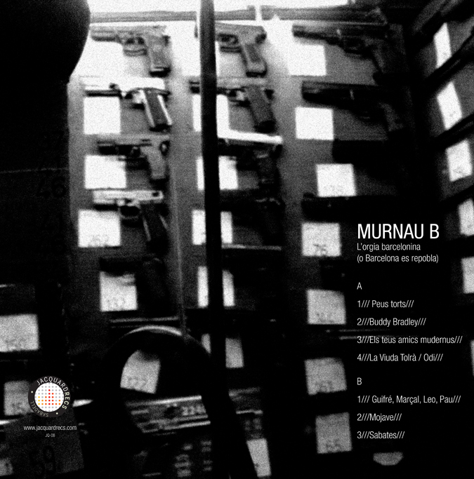 David Franklin Design Murnau B CD cover 02